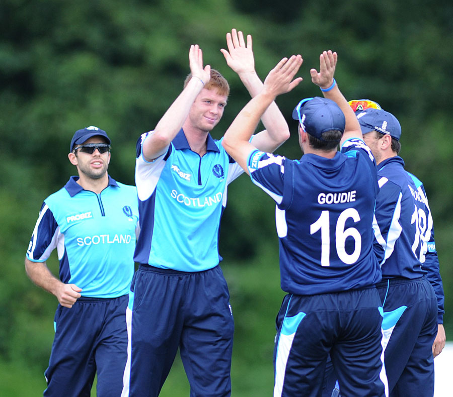45405 - Scotland set up two Pakistan ODIs