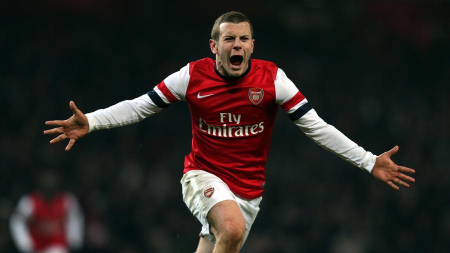 Jack Wilshere targeting captaincy for Arsenal | Football News | ESPN.co.uk
