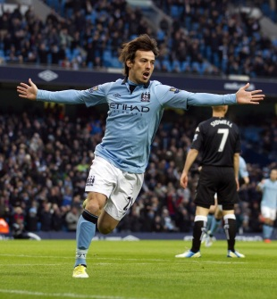 Manchester City waiting on David Silva fitness for FA Cup semi-final against Chelsea | Football News | ESPN.co.uk
