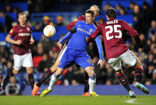 Chelsea striker Fernando Torres dismisses Atletico Madrid-Falcao swap talk | Football News | ESPN.co.uk