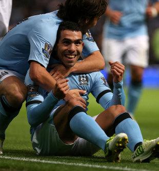 Carlos Tevez uncertain on Manchester City future | Football News | ESPN.co.uk
