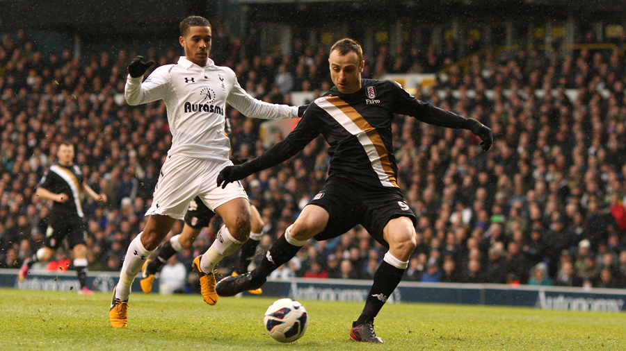 Arsenal and Tottenham to battle for Fulham's Dimitar Berbatov | Football News | ESPN.co.uk