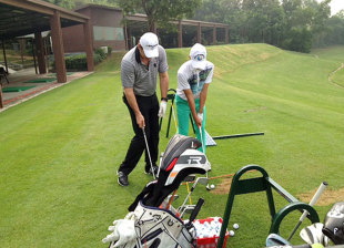 Following a 14-year-old Masters superstar Tianlang Guan | Golf News on