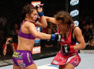 Ronda Rousey wades into Miesha Tate breast debate | UFC News | ESPN.co ...: www.espn.co.uk/ufc/sport/story/204132.html