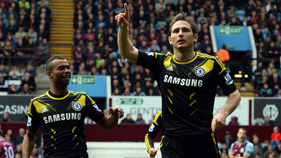 Frank Lampard and Ashley Cole released by Chelsea | Football News | ESPN.co.uk