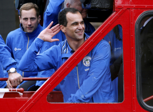 Roberto Martinez is the leading candidate on a three-man shortlist for the Everton job   Football News   ESPN.co.uk