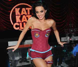 Cameron Diaz, Dave Grohl, Katy Perry and Megan Fox are all football fans - but who do they support?   Football Top Tens   ESPN.co.uk