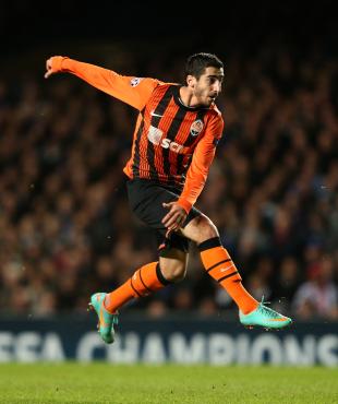 Liverpool to pursue Henrikh Mkhitaryan deal of Shakhtar Donetsk | Football News | ESPN.co.uk