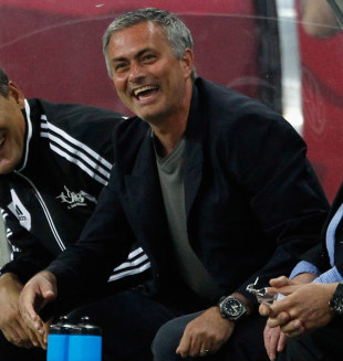 Chelsea manager Jose Mourinho: No mind games with Manchester United's David Moyes | Football News | ESPN.co.uk