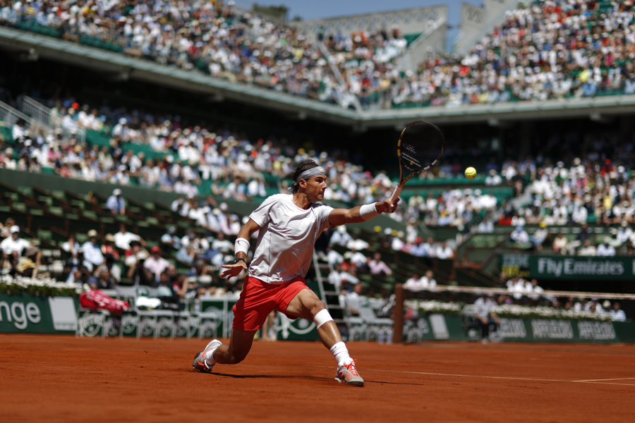 Rafael Nadal adds to Roland Garros legend with win over Novak Djokovic at French Open | Tennis News | ESPN.co.uk