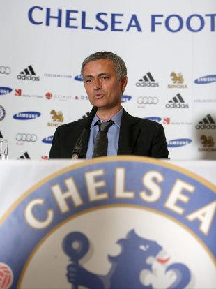 Jose Mourinho says he is the 'happy one' upon Chelsea return | Football News | ESPN.co.uk
