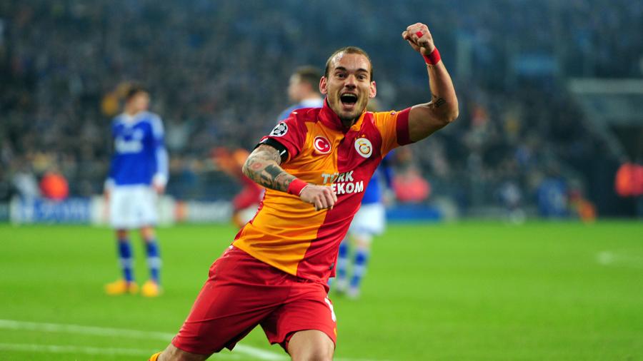 Αποτέλεσμα εικόνας για wesley sneijder galatasaray