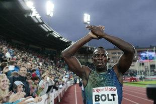 Bolt back to winning ways