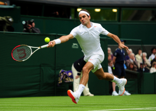 My 2013 Wimbledon #Kenan - Magazine cover