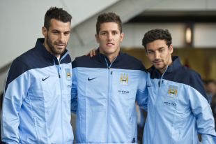 Manchester City's Jesus Navas turned down move to Arsenal | Football News | ESPN.co.uk