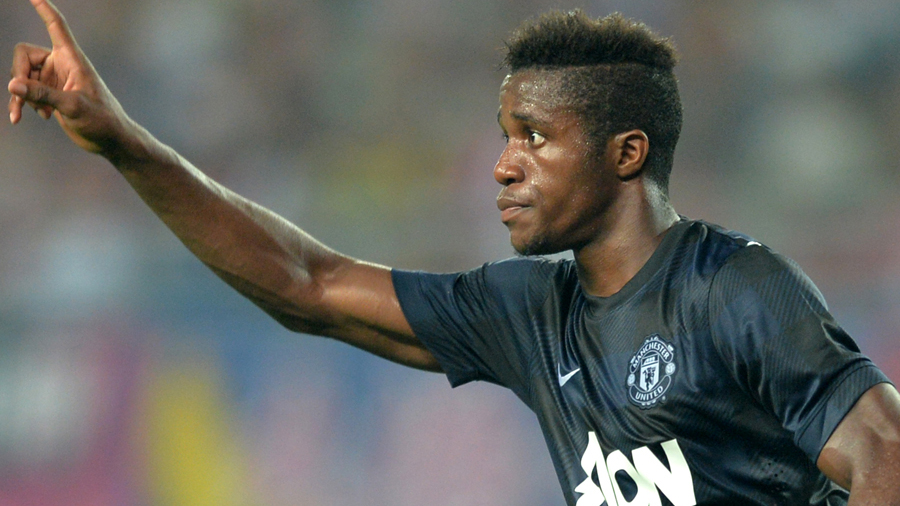 Wilfried Zaha's Manchester United exile set to be ended for Capital One Cup tie against Norwich | Football News | ESPN.co.uk