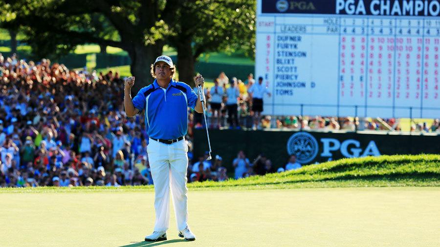 Dufner hits golf's 63 barrier