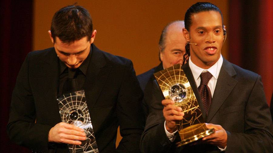 Chelsea manager Jose Mourinho: Frank Lampard should have won Ballon d'Or | Football News | ESPN.co.uk