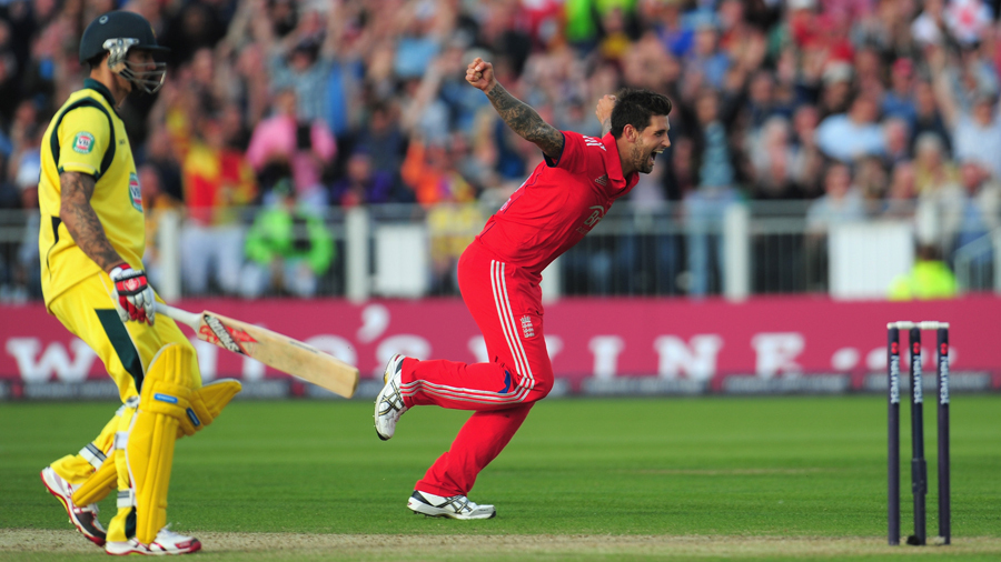 England beat Australia by 27 runs in the second T20, Alex Hales makes 94 | Cricket Match report | ESPN.co.uk