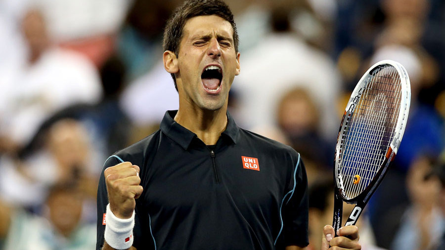 Novak Djokovic beat Mikhail Youzhny at the US Open and will play Andy Murray's conqueror | Tennis Match report | ESPN.co.uk