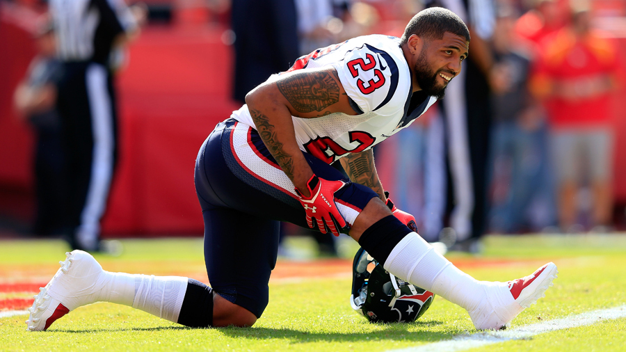 $10 shares available in NFL star Arian Foster | More Sports News | ESPN.co.uk