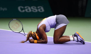 WTA Championships a fitting end to great year for Serena Williams, writes Matt Wilansky | Tennis Features | ESPN.co.uk