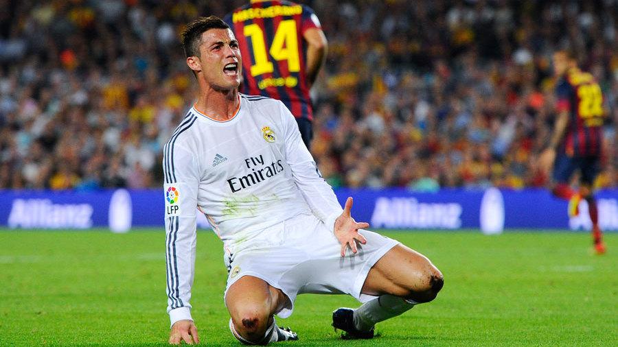 Cristiano Ronaldo facing ban, Real Madrid furious after Barcelona loss in El Clasico | Football News | ESPN.co.uk