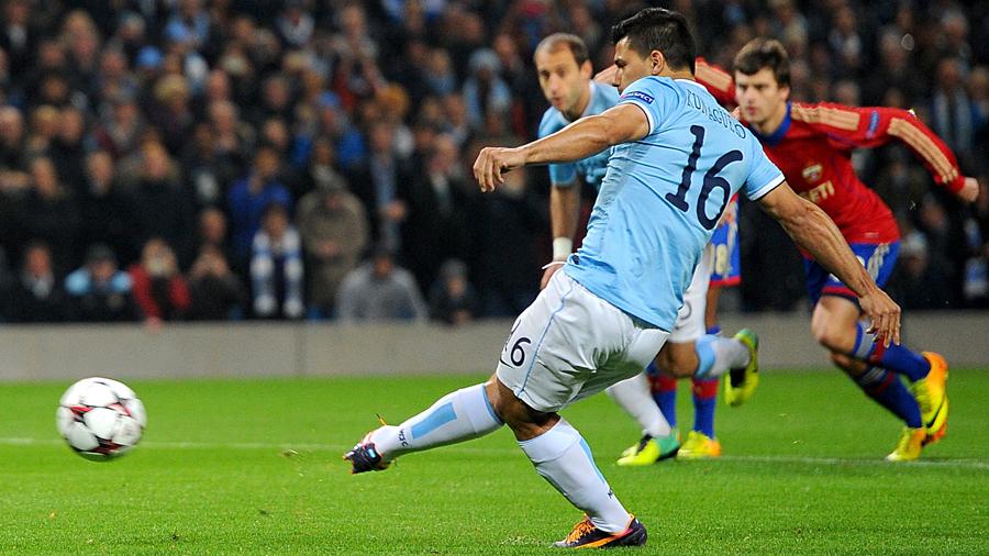 Real Madrid set to make £48m bid for Manchester City's Sergio Aguero | Football News | ESPN.co.uk