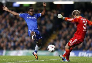 Chelsea 3-0 Schalke: Samuel Eto'o scores twice as Mourinho's men grab control of Champions League Gr | Football Match report | ESPN.co.uk
