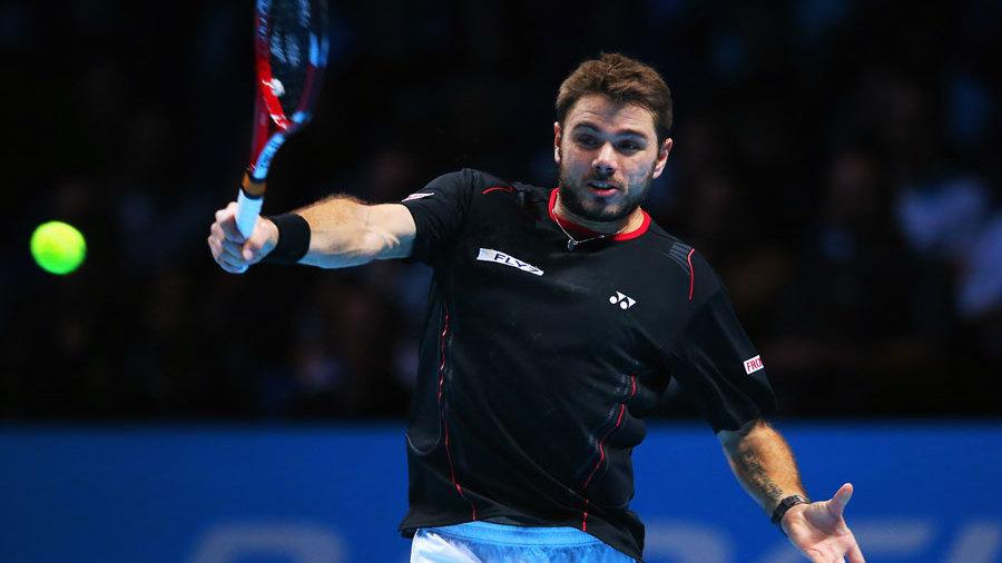 Stanislas Wawrinka keeps ATP World Tour Finals hopes alive with win over David Ferrer | Tennis News | ESPN.co.uk