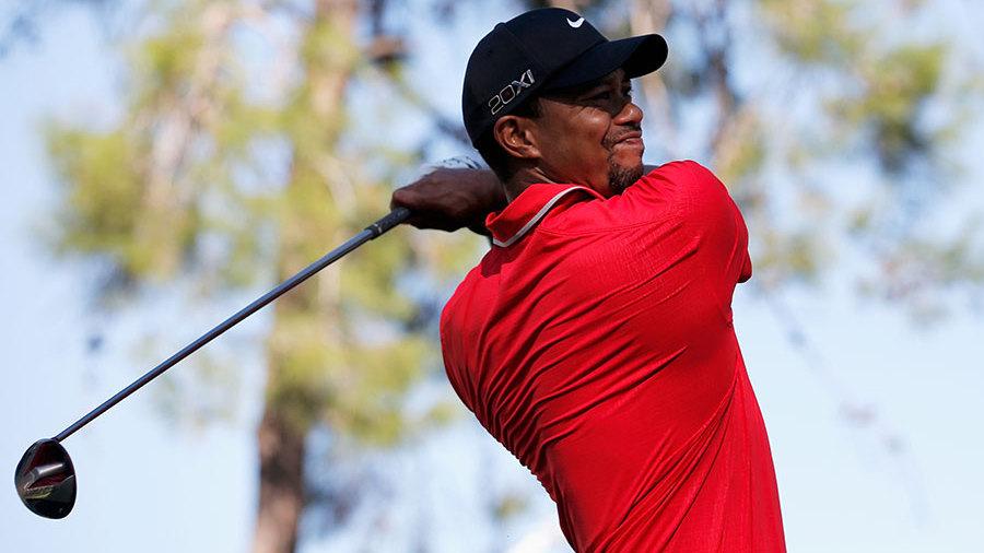 Tiger the top man on tour