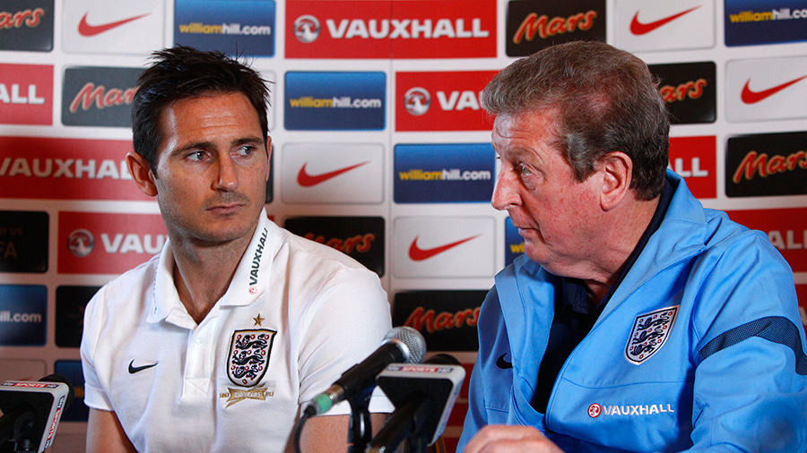 Mourinho: Cole and Lampard deserve World Cup spots