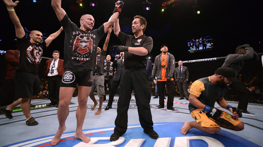 Georges St-Pierre: UFC doping stance influenced exit | UFC News | ESPN.co.uk