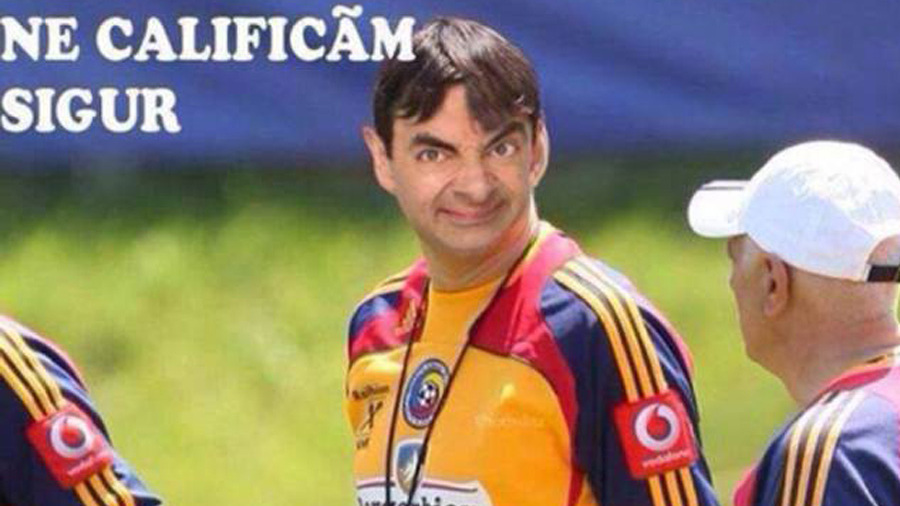 Adrian Mutu banned from Romania side after comparing coach to Mr Bean | Football News | ESPN.co.uk