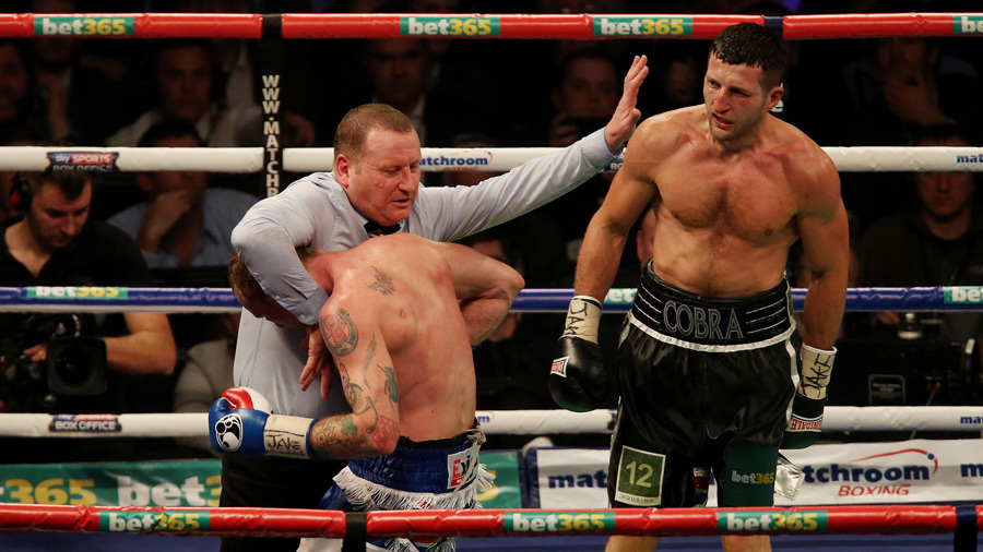 Promoter Eddie Hearn says good chance of Carl Froch v George Groves II | Boxing News | ESPN.co.uk