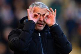 Jose Mourinho still refusing to describe Chelsea as favourites in the Premier League title race | Football News | ESPN.co.uk
