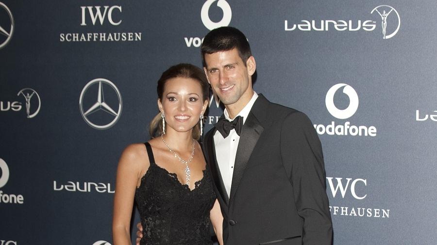 Novak Djokovic Wedding