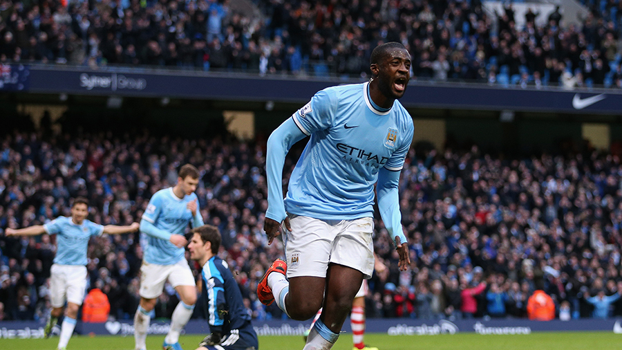 Yaya Toure wants promise of future coaching role at Manchester City to stay, his agent claims | Football News | ESPN.co.uk