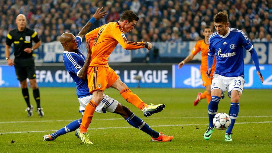 FC Schalke v Real Madrid: Gareth Bale and Cristiano Ronaldo score twice in rout | Football Match report | ESPN.co.uk