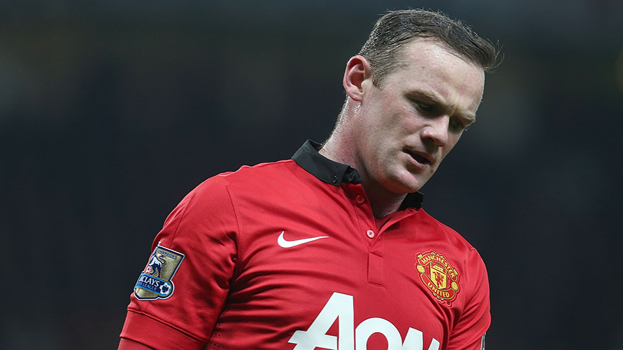 5a57c265232 Manchester United s Wayne Rooney suffers toe injury and is doubtful ...