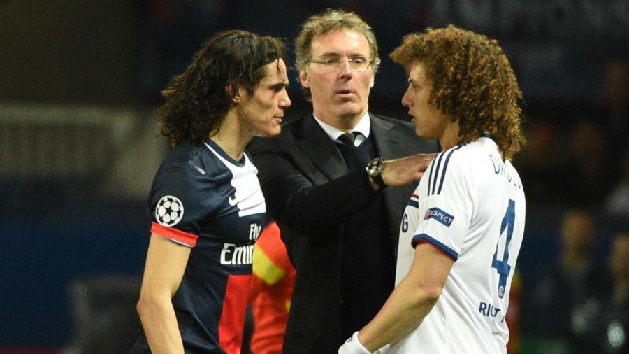 confirm David Luiz signing David Luiz And Girlfriend