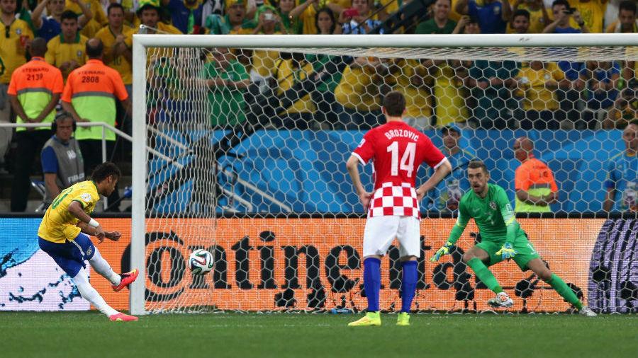 brazil 3-1 croatia world cup 2014