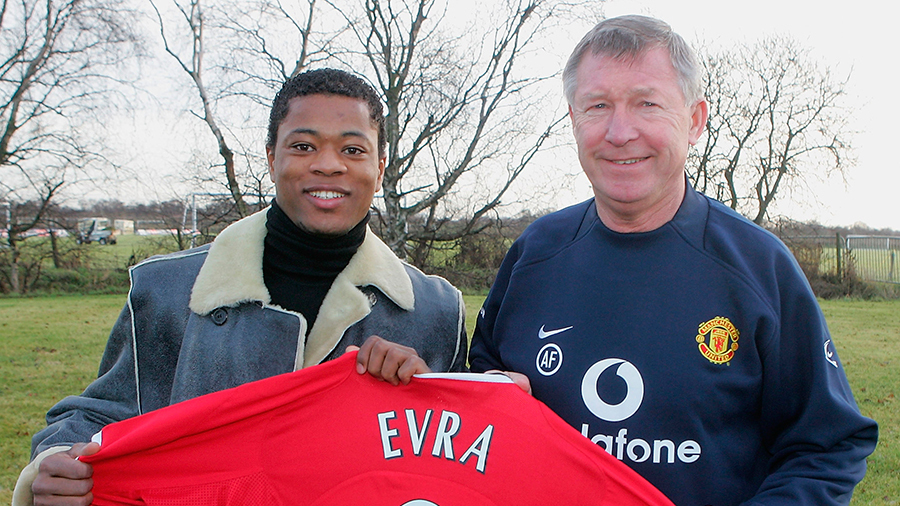 69669.3 Patrice Evra thanks Legend Sir Alex Ferguson in message to Manchester United fans after signing for Juventus