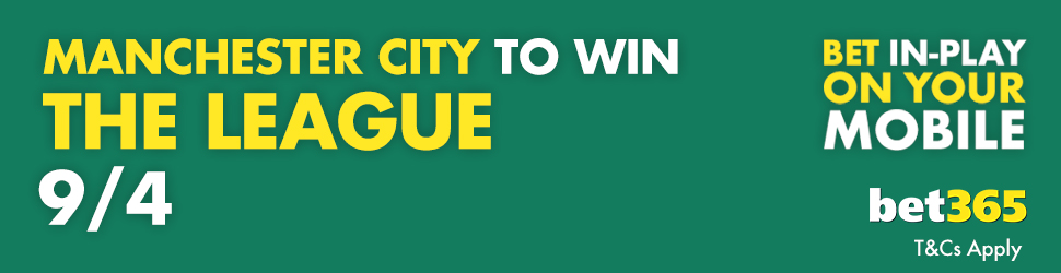 Bet in-play with bet365
