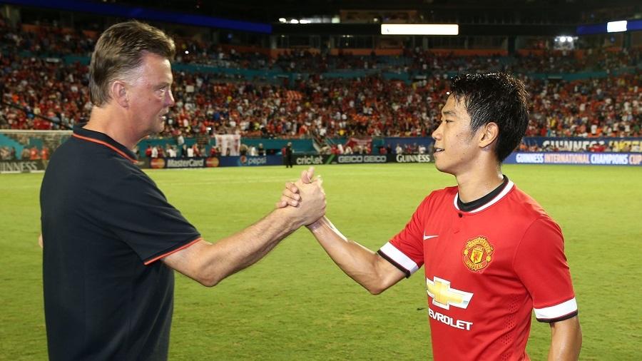 Manchester United Kalah, Shiji Kagawa Cedera Gegar Otak