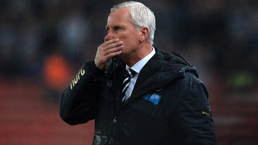 Alan Pardew and the mythical role of the magical manager
