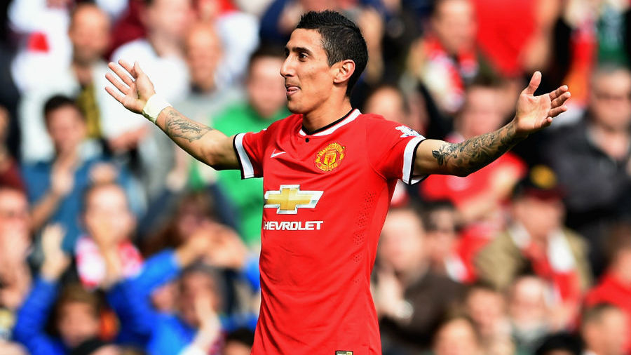 Angel Di Maria: 'New' Manchester United have grown under