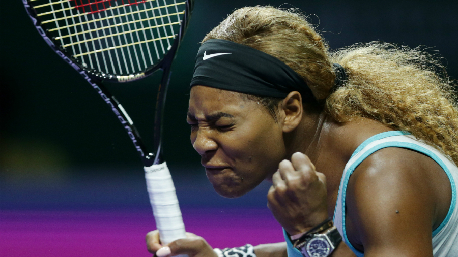 Serena Williams Embarrassed By 6 0 6 2 Simona Halep Defeat As She