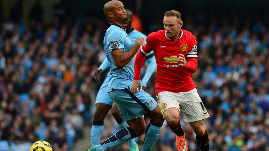 How spirited United 'won' Manchester derby