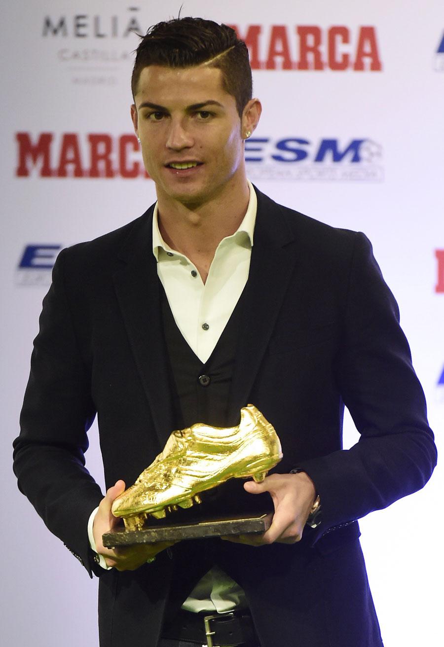 Cristiano Ronaldo Boots 2014